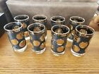 Gold Coin Low Ball Glasses