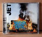2009 Real Horrorshow Records  JET compact disc SHAKA ROCK super clean CD ex