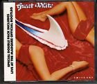 GREAT WHITE: TWICE SHY / LIVE AT THE MARQUEE 2 CD SET GERMAN IMPORT JACK RUSSELL