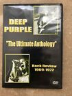 Deep Purple the Ultimate Anthology Rock Review 1969-1972 Lazy Dvd rare bootleg