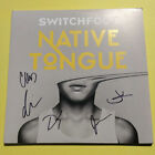 BRAND NEW  Switchfoot Native Tongue Autographed Signed Vinyl LP Jon Foreman