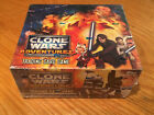 SEALED Topps Star Wars Clone Wars Adventure Trading Card Game (Box 24 packs)
