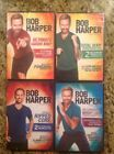 Bob Harper DvdsFitness All 4 NEW AUTHENTIC US Releases