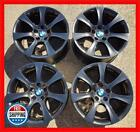 BMW 525i 528i 530i 535i 2004 2010 OEM WHEELS 18 Rims 59475 79 BLACK CHROME S