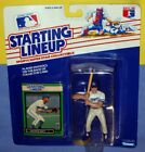 1989 GEORGE BRETT Kansas City Royals NM #5 * FREE s/h * HOF Starting Lineup