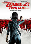 ZOMBIE FIGHT CLUB DVD2016RELEASE YOU ONLY DIE TWICEFREE SHIPPING