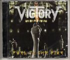 VICTORY: FUEL TO THE FIRE CD BRAND NEW HARD ROCK HERMAN FRANK JEWEL CASE