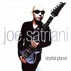 Joe Satriani, Crystal Planet, Excellent (disc only) (z)