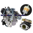 26mm Carburetor Carb Intake Manifold Set for GY6 150cc Scooter Moped Roketa