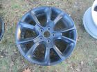 18 x 75 Dodge Avenger Black Factory OEM Wheel Rim 2012 20 2435