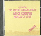 Alice Cooper-Muscle of Love (UK IMPORT) CD NEW
