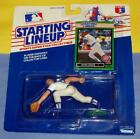 1989 MARK GRACE Chicago Cubs Rookie EX/NM * FREE s/h * Starting Lineup #17