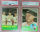 Comprehensive Guide to 1960s Mickey Mantle Cards 84