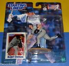2000 ROGER CLEMENS only New York Yankees NM- * FREE s/h * final Starting Lineup