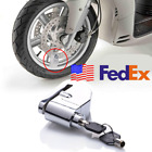 Universal Motorcycle Wheel Rotor Lock Anti-theft Alarm Brake Disc Lock
