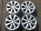 MITSUBISHI OUTLANDER 18 WHEELS SILVER STOCK OE FACTORY 4 RIMS LANCER LZ689 1870