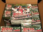 1 LOT 2 NEW UNOPENED FACTORY SEALED 2017 TOPPS BASEBALL HOLIDAY BOX *PLEASE READ
