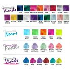 PRAVANA HAIR COLOR VIVIDS NEONS PASTELS JEWELCRYSTALS 3OZ AND BIG TUBE