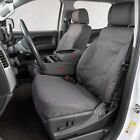 Covercraft Custom Front Row Seat Cover For Chevy 2007-2012 Silverado 2500 Hd