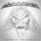 Gamma Ray-Empire of the Undead (UK IMPORT) CD with DVD NEW