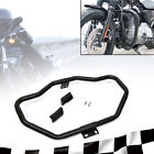Front Crash Bar Engine Guard For Harley Sportster SuperLow XL883R 48 2004-17
