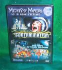 NEW MIDNIGHT MOVIES SCI FI DOUBLE FEATURE CONTAMINATION SHAPE THINGS TO COME DVD