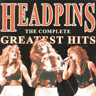 HEADPINS - THE COMPLETE GREATEST HITS - CD - NEW