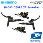 SHIMANO Deore XT BL BR M8000 M8100 Hydraulic Brake Set Levers Pair Front Rear
