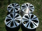 20 Subaru Ascent Outback OEM Factory Charcoal Machined Wheels Rims 2015 2019