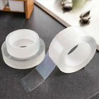Double Sided Adhesive Tape Transparent Reusable Tape Waterproof Traceless Tapes
