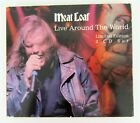 Meat Loaf Live Around the World CD Limited Edition 2 Disc Set Digipak 1996