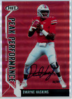 2019 Sage Autographed Football Cards - Checklist Added 3