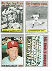 1970 Topps Baseball 700 Card Lot with Starter Set Included - VALUE