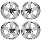 19 PONTIAC G8 PVD CHROME WHEELS RIMS FACTORY OEM 2008 2009 6640 EXCHANGE