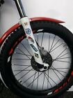 BETA EVO FRONT FORK STICKERS TRIALS BIKE REV 3 TECHNO  FACTORY SJ ENGINEERING