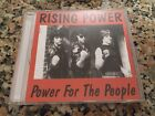Rising Power Power for the People US METAL PROG METAL DREAM THEATER JUDAS PRIEST
