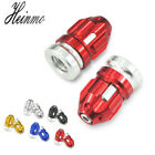 2 x CNC Motorcycle Bicycle Wheel Tire Valve Stem Air Dust Caps Cover Universal