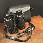 Vtg Binoculars Airguide Field Glass 4 power no 36 Box USA Chicago PRIORITY MAIL