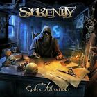 SERENITY-CODEX ATLANTICUS (UK IMPORT) CD NEW