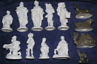 Atlantic Mold Christmas Nativity Set 13 Porcelain Extra Pieces Accessories 8