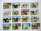 TY BEANIE BABIES COLLECTORS TRADING CARDS - SERIES 1  1998 - SINGLES - FULL SET