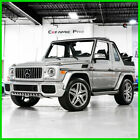 2002 Mercedes Benz G Class G500 2002 G500 Used 5L V8 24V Automatic 4MATIC SUV Premium