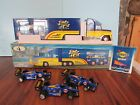 Sunoco Racing Team Truck With 3 Race cars 4th of Series 1997 Edition