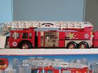 TEXACO aerial tower fire TRUCK Toy Series W/Box 95th anniversary 1:35