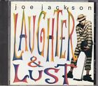 Laughter & Lust  Joe Jackson Virgin CD 1991 UPC 077778621928