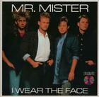 I Wear the Face by Mr. Mister (mint CD, RCA 1986)