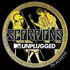 SCORPIONS CD - MTV UNPLUGGED IN ATHENS [CD/DVD](2014) - NEW UNOPENED