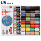 64 Spools Mixed Colors Polyester Spool Sewing Thread For Hand Machine Set