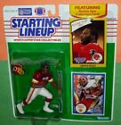 1990 GERALD RIGGS Washington Redskins Rookie * FREE s/h * sole Starting Lineup