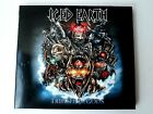 Iced Earth Tribute To The Gods CD 2002 Century Media Digipak Brand New